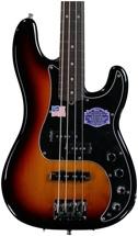 Fender American Deluxe Precision Bass - 3-Color Sunburst
