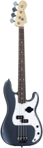 Fender American Standard Precision Bass - Charcoal Frost Metallic