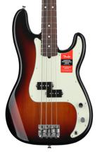 Fender American Professional Precision Bass - 3-color Sunburst with Rosewood Fingerboard