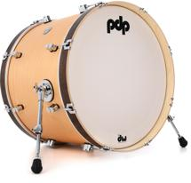 PDP Concept Maple Classic Bass Drum - 16