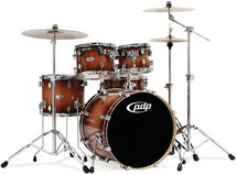 PDP PDM52205 M5 Series 5-piece Shell Pack