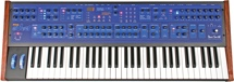Dave Smith Instruments Poly Evolver PE Keyboard 61-key 4-voice Analog/Wavetable Synthesizer with Step Sequencer