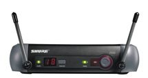 Shure PGX4 Wireless Receiver - L5 Band, 644 - 662 MHz