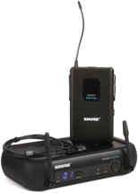 Shure PGXD14/93 Wireless Lavalier System