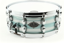 Tama Starclassic Performer B/B Snare - Lacquered Azure Oyster