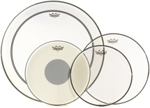 Remo Emperor Classic Rock Drumhead Propack