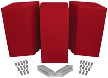 Auralex Anniversary ProPanel Kit 2 - Red