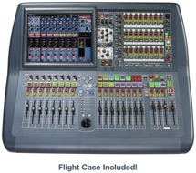 Midas PRO2C/TP Tour Pack with Digital Mixer and Flight Case