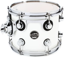 DW Performance Series Mounted Tom 7x8 - White Ice Lacquer