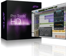 Avid Pro Tools HD 10 - Upgrade from PTHD7