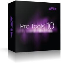 Avid ProTools 10 - Student Upgrade from PT9