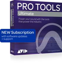 Avid Pro Tools | HD Software Annual Subscription (download)