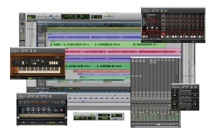 Avid Pro Tools M-Powered 8 - M-Powered (new install)