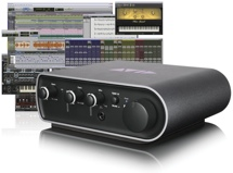 Avid Mbox 3 Mini with Pro Tools Express