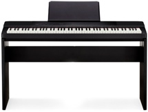 Casio Privia PX-150 CSU Digital Piano & Stand Bundle - Black
