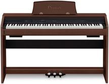 Casio Privia PX-760 - Brown Finish