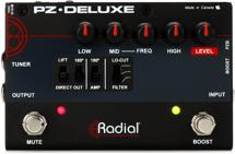 Radial Tonebone PZ-Deluxe 1-Channel Preamp and DI