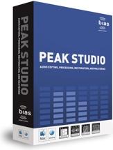 BIAS Peak Studio Educational