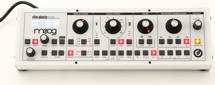 Moog Slim Phatty - Limited Edition White-on-White