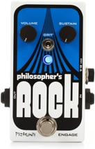 Pigtronix Philosopher's Rock Compressor / Sustain / Distortion Pedal