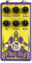 EarthQuaker Devices Pitch Bay Polyphonic Harmonizer and Distortion Generator Pedal
