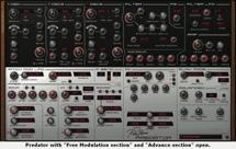 Rob Papen Predator Analog-style Virtual Synthesizer