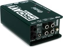 Radial ProAV1 1-channel Passive A/V Direct Box