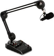 Miktek ProCast SST USB Broadcast Microphone with Mixer