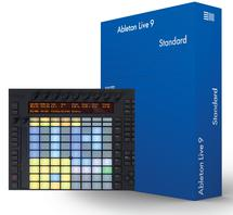 Ableton Push with Live 9 Standard