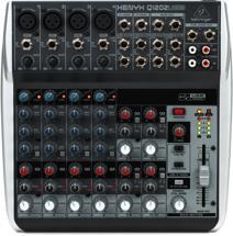 Behringer Xenyx Q1202USB Mixer and USB Audio Interface