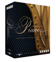 EastWest Quantum Leap Pianos - Gold Edition (DVD)