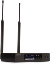 Shure QLXD4 Digital Wireless Receiver - G50 Band, 470-534 MHz