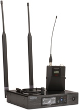 Shure QLXD14/83 Wireless Lavalier System - V50 Band, 174-216 MHz