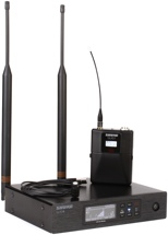 Shure QLXD14/84 Wireless Lavalier System - H50 Band, 534-597MHz