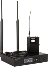 Shure QLXD14/85 Wireless Lavalier System - G50 Band, 470-534MHz