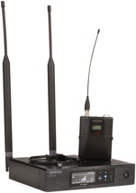 Shure QLXD14/93 Wireless Lavalier System - V50 Band, 174-216MHz