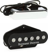 Seymour Duncan Quarter Pound Tele Pickup Set - Black