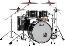 Pearl Reference Pure 4-piece Shell Pack - Piano Black