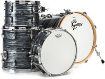Gretsch Drums Renown 4-piece Jazz Shell Pack with Matching Snare - Silver Oyster Pearl
