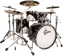 Gretsch Drums Renown '57 5-Piece Shell Pack - Motor City Black