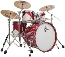 Gretsch Drums Limited Edition Renown '57 5-Piece Shell Pack - Motor City Red