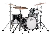 Gretsch Drums Renown '57 4-piece Shell Pack - Motor City Onyx