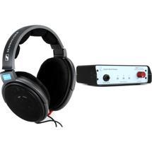 Rupert Neve Designs Headphone Amplifier + Sennheiser HD600 Headphones