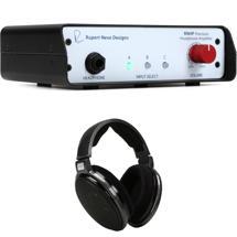 Rupert Neve Designs Headphone Amplifier + Sennheiser HD650 Headphones