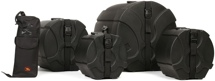 Humes & Berg Enduro Pro Foam Lined Case Set with Free Stick Bag - 18