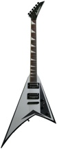 Jackson Rhoads RR24XT - Quick Silver with Black Bevels