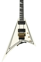 Jackson RR3 Pro Series Rhoads - Ivory with Black Pinstripes