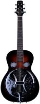 Wechter Guitars Scheerhorn Resonator Maple - R Hole, Antique Sunburst