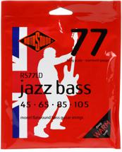 Rotosound RS77LD Jazz 77 Monel Flatwound Long Scale Bass Strings