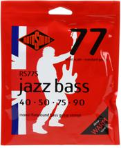 Rotosound RS77S Jazz 77 Monel Flatwound Short Scale Bass Strings